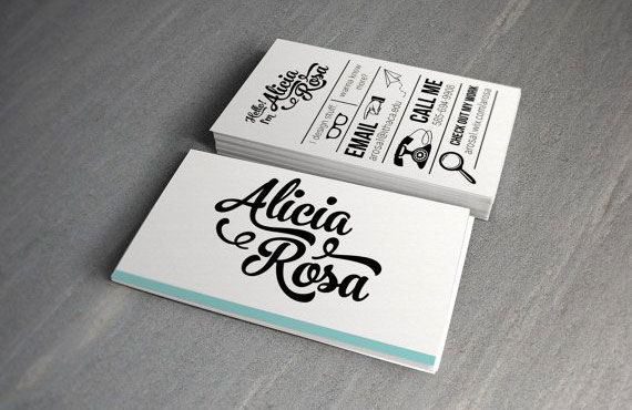 Unique Business Card Designs We Love